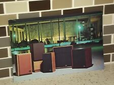 Altec Lansing Vintage Speaker / Speakers Catalogue / Catalog / Specification