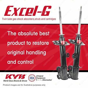 2 Front KYB Excel-G Strut Shock Absorbers for KIA Sorento XM 3.5 V6 11-12