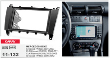 CARAV 11-132 2Din Marco Adaptador de Radio para Mercedes C W203 CLK W209 CLK G