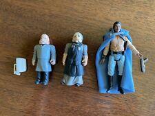 "Black Series 3.75"" Lando Calrissian Hasbro and POTF Ugnaughts (loose - as is)"