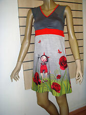"ANATOPIK robe DOROTHY ""valentin"" T42 gris neuve 135€ Printemps/été 2016"