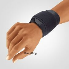 Gym Wrist Brace Support Strap Band Universal Size (2 Braces)