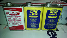 Mistic Metal Mover 2 pints, Alumicut 1 pint  FREE Shipping