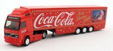 Albedo Sattelzug Volvo Coca-Cola Christmas 1995 1:87 H0