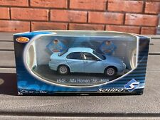 Solido 1548 Alfa Romeo 156 1998 - Mint Unopened In Box