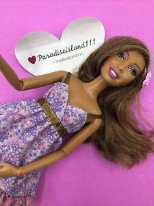 2011 Barbie Artsy Doll Fashionistas Swappin' Styles Nikki . RARE