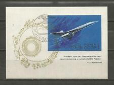RUSSIA - 1969 Development of Soviet Civil Aviation - CTO MINIATURE SHEET.