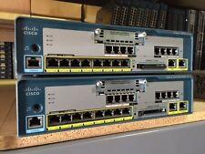 CISCO UC520-16U-4FXO-K9 16U CME Base, CUE and Phone FL w/4FXO, 1VIC