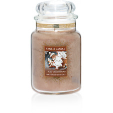 Yankee Candle ICED GINGERBREAD 623 gr. - LIMITED EDITION