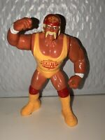 WWF Hasbro Hulk Hogan Series 3 Hulkster Rules Wrestling Figure WWE WCW NWO Rare