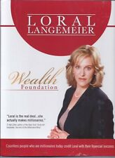 Wealth Foundation System by Loral Langemeier - 17 CDs + 4 Workbooks