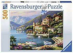 Ravensburger Jigsaw Puzzle 500pc - Villa Bella Vista - 14797-7 Authentic New