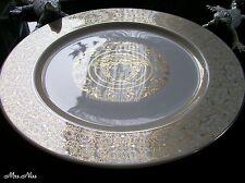 Rosenthal Versace Medusa Gala 1 x Platzteller 30 cm **NEU 1. Wahl & OVP**