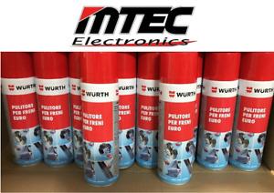 WURTH 500ML Entfetter Spraydose Allzweck Reiniger Spray Bremsen Modelle RC
