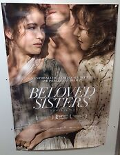 Original Movie Poster Beloved Sisters. Double Sided 27x40