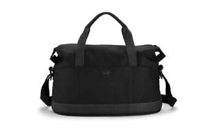 MINI Genuine Travel Overnight Zipper Bag Canvas Mix Black/Grey 80222451021