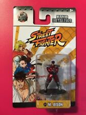 Street Fighter M. Bison (SF12) 1.5 Inch Diecast Nano Metal Figure