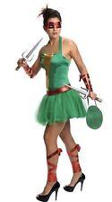NEW Rubies Teenage Mutant Ninja Turtle RAPHAEL COSTUME ADULT WOMEN'S SMALL 2-6