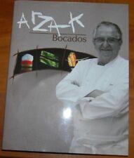 ARZAK, BOCADOS     JUAN MARI ARZAK , 2006