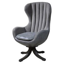 Wood Swivel Chair Chairs For Sale | EBay