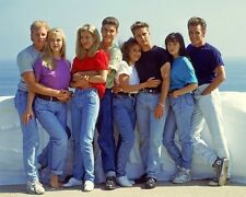 Beverly Hills 90210 Cast 10x8 Photo