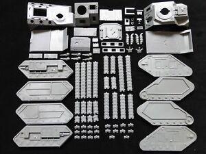 40K Astra Militarum / Imperial Guard Tanks Hull & Tracks : Multi Parts Listing