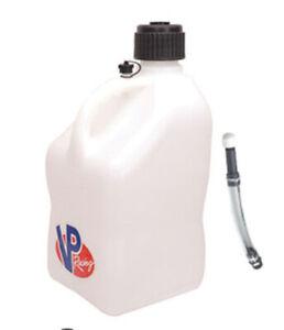Kanister Benzin 20 Liter - VP Racing Vierkantig Weiss