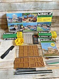 Vintage Linka 00/HO Model Building System No.8001