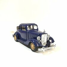 1933 CHEVY CHEVROLET EAGLE 5 WINDOW COUPE 1:32 Scale Model Car w/Rumble Seat