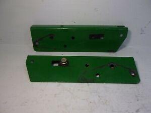 John Deere LT150 LT180 Bracket (Pair) M130752 M130753