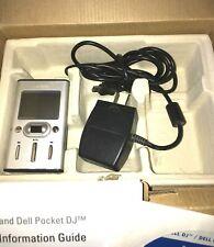 Dell Pocket Dj Digital (5Gb) Usb Charging Cord Hv03T Tons Classic Rock Britpop