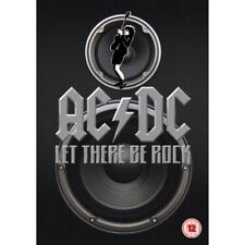 AC DC Let There Be Rock 5051892027939 DVD Region 2 P H