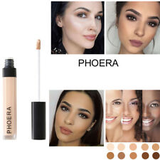 PHOERA Foundation Concealer Makeup Full Coverage Matte Brighten Long Lasting