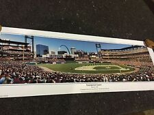 f6c093d4882 Inaugural Game Panoramic View Rob Arra Collection 12 x 36
