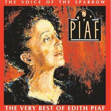 Édith Piaf, Edith Pi - Voice of the Sparrow: Very Best of Edith Piaf [New CD]