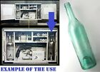 WWI Poison Bottle Mask Breaker Pyridine Maskenbrecher German Chemical Warfare