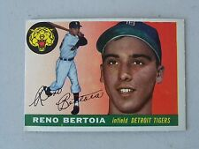 1955 TOPPS BASEBALL RENO BERTOIA CARD # 94