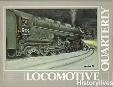 Locomotive Quarterly Summer 78 Sherman Hill C&O Simple Simon SP&S Somerville