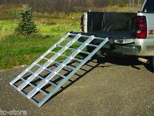 TX103 YUTRAX ALUMINUM TRI-FOLD ATV UTV LAWNMOWER RAMPS 50x69 SALES MODELS