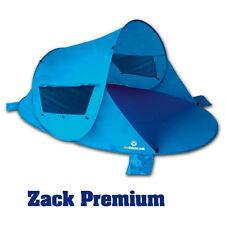 Pop Up Strandmuschel Zack Premium - Sonnenschutz geht so einfach !!!