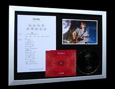 STILTSKIN Inside LTD GALLERY QUALITY MUSIC CD FRAMED DISPLAY+EXPRESS GLOBAL SHIP