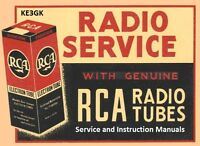 RCA Service and Instruction Manuals * Electronics * DVD * PDF