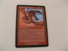 1x MTG Form of the Dragon-Forma del Drago Magic EDH ITA-ING Flagello Scourge x1