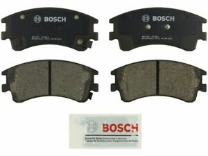 For 2003-2005 Mazda 6 Brake Pad Set Front Bosch 82413XD 2004 QuietCast Pads