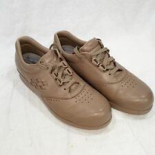 Sas Tripad Comfort Free Time Walking Tennis Shoes Lace up Bone Size 7.5 Slim