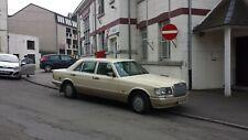 Mercedes 300sel 1991 Mit LPG Rechtslenker