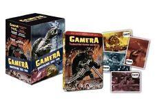 GAMERA BOX Frankensteins Monster aus dem Eis LTD STEELBOOK DVD Schuber GODZILLA