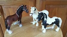 Schleich Collecta Breyer Collectible Horse three halters only no horses