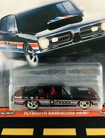 """PLYMOUTH BARRACUDA HEMI"" - 2020 HOT WHEELS - POWER TRIP - CAR CULTURE - MOPAR"