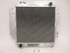 3 ROW ALUMINUM RACING RADIATOR for 87-06 JEEP WRANGLER YJ/TJ 2.4L-4.2L